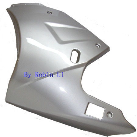 2 stroke 49cc pocket bike Fs509 Silver Side Fairing set